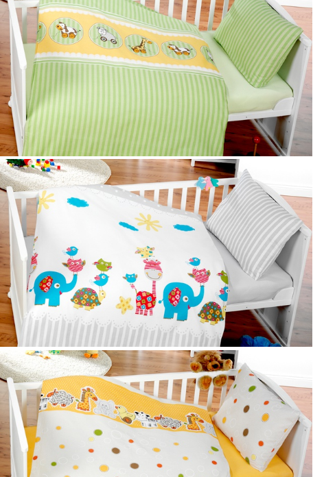 g nstiges babybett starterset decke kissen bezug und laken sehr g nstig. Black Bedroom Furniture Sets. Home Design Ideas